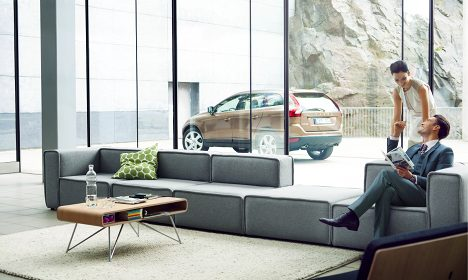 Volvo Diplomat Sales – unique benefits