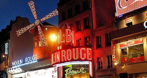 Moulin Rouge legend dies at 83