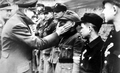 Hitler Youth songs found on Christmas carol CD