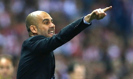 Bayern score big with ex-Barca boss Guardiola