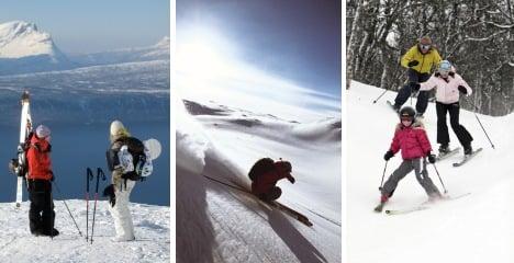 The white stuff: a guide to Swedish ski resorts