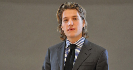 Sarkozy's son lands job as law lecturer