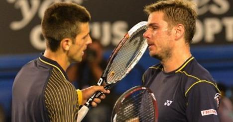 Wawrinka loses to Djokovic in epic thriller
