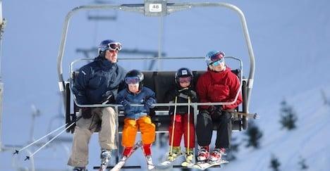 Two die in Swiss Alpine ski resort accidents
