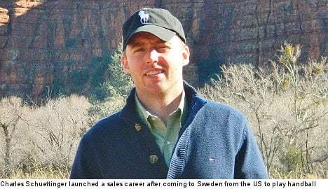'Getting a job in Sweden is about who you know'