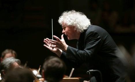 Simon Rattle to quit Berlin Philharmonic