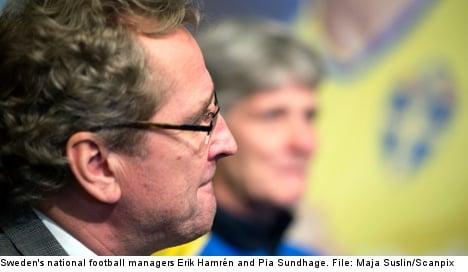Hamrén says politicians ignoring a timebomb