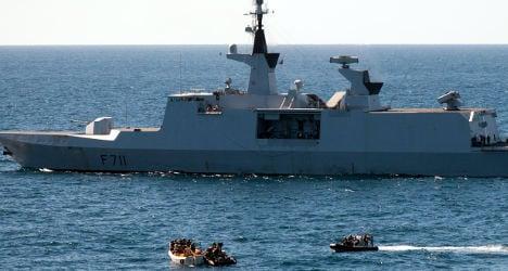Spanish navy stymies Somali pirate plans