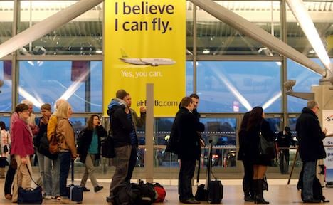 Hamburg Airport strike cancels over 100 flights