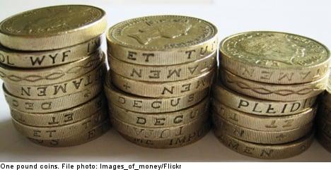 British pound weakest in 20 years against krona