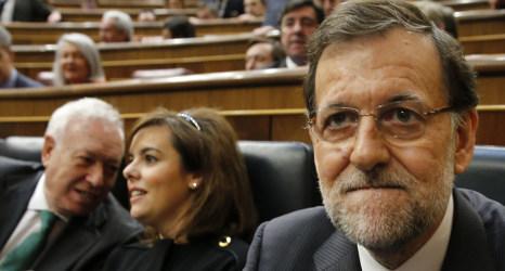 Spanish PM talks tough on corruption