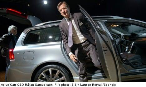 Sales slumber prompts 1,000 Volvo job cuts