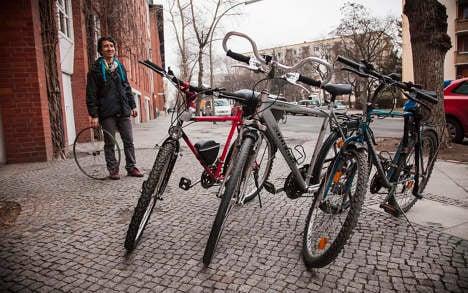 Biking for free in Berlin
