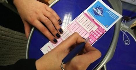 Swiss resident hits Euro Millions jackpot