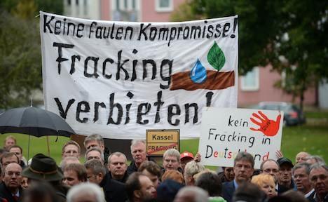 Merkel says fracking Germany not easy
