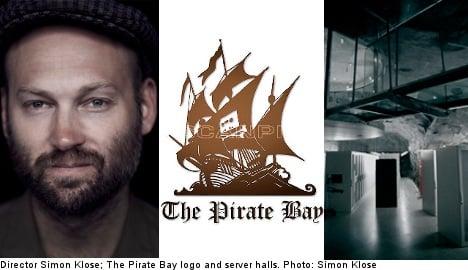 Inside the Pirates' den: filmmaker Simon Klose