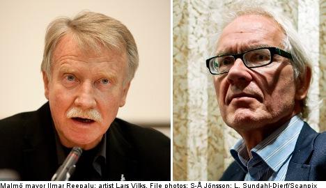 Malmö mayor concerned about Islam-critical show
