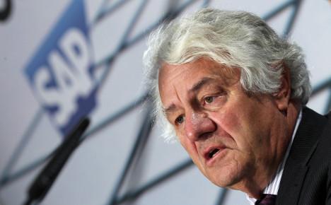 SAP founder Plattner joins billionaire giveaway