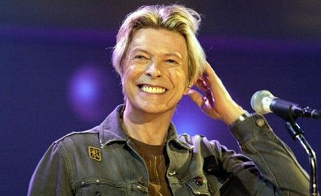 Bowie rekindles Berlin love affair on new album