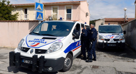 Three French 'jihadists' charged over terrorism