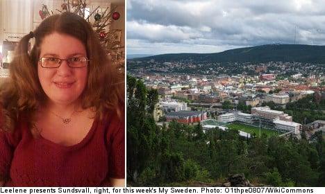 Sundsvall: 'It's like living in a wok pan'