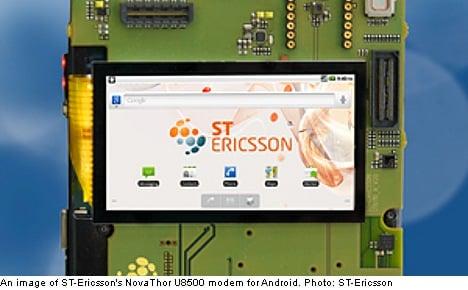 600 Swedish jobs to go as ST-Ericsson splits