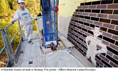 Norway frets over flood of job-seeking Swedes