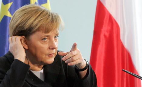 Merkel's Polish roots emerge in new book