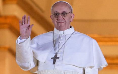 Pope Francis surprises German Catholic bishops