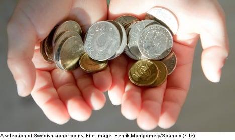 Swedish krona 'world's strongest' currency