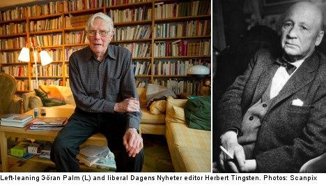 'Swedes have forgotten leftist US sympathizers'