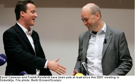 UK swoons over Swedish policy smörgåsbord