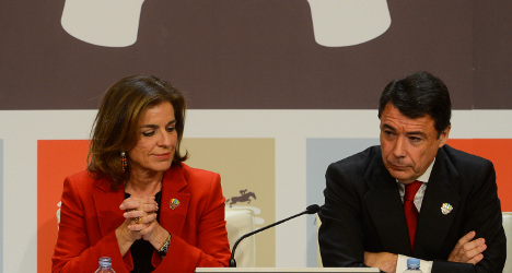 Madrid 'to battle hard' to win 2020 Olympic bid