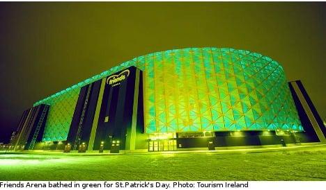 Stockholm set for 'biggest ever' St.Patrick's