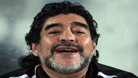 Is Maradona heading to the French Riviera?