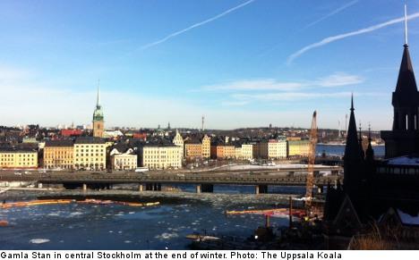 Sweden slides to ninth in world tourism tables