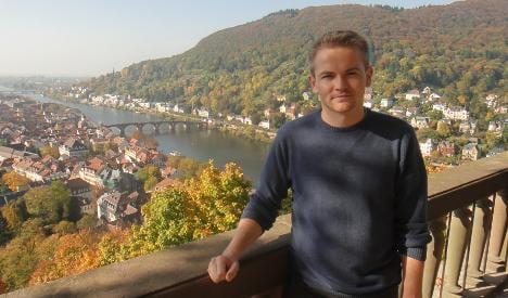 'Heidelberg has a zeitgeist you can feel'
