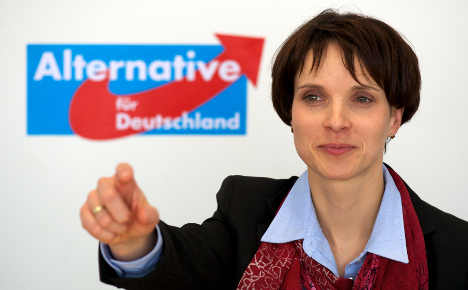 Anti-euro party enters German election race