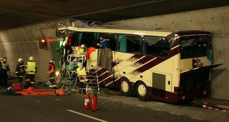 Anniversary observed for horrific Sierre bus crash