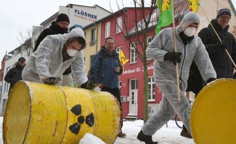 German banks break non-nuclear promises