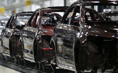 VW to open seven new factories in China