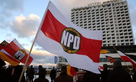 Bid to ban neo-Nazi party flounders as FDP baulks