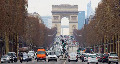 France targets motorists to fund Paris supermetro