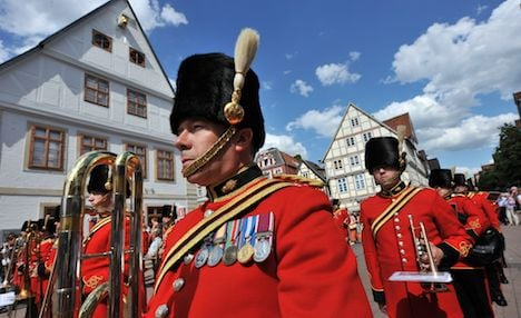 British troops to leave Germany a year early