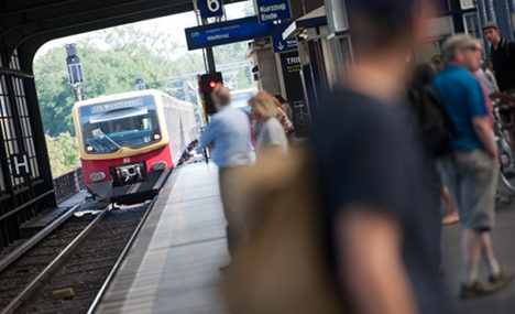 Deutsche Bahn in new fight with Bombardier