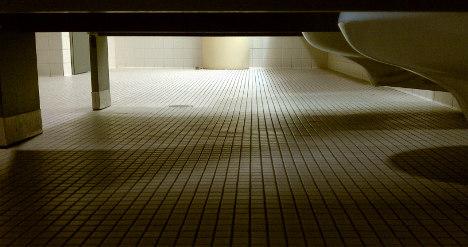 French man filmed 1,500 women in shop toilets