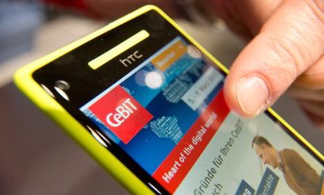 CeBIT tech fair targets Asia and social media