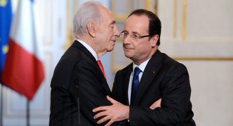 France and Israel call for tougher sanctions on Iran