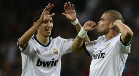 Pepe: 'We have hit our best form'
