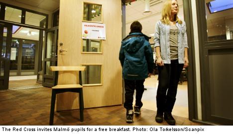 EU classifies 1 percent of Swedes as 'poor'